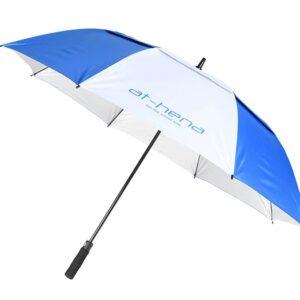golfschirm blau